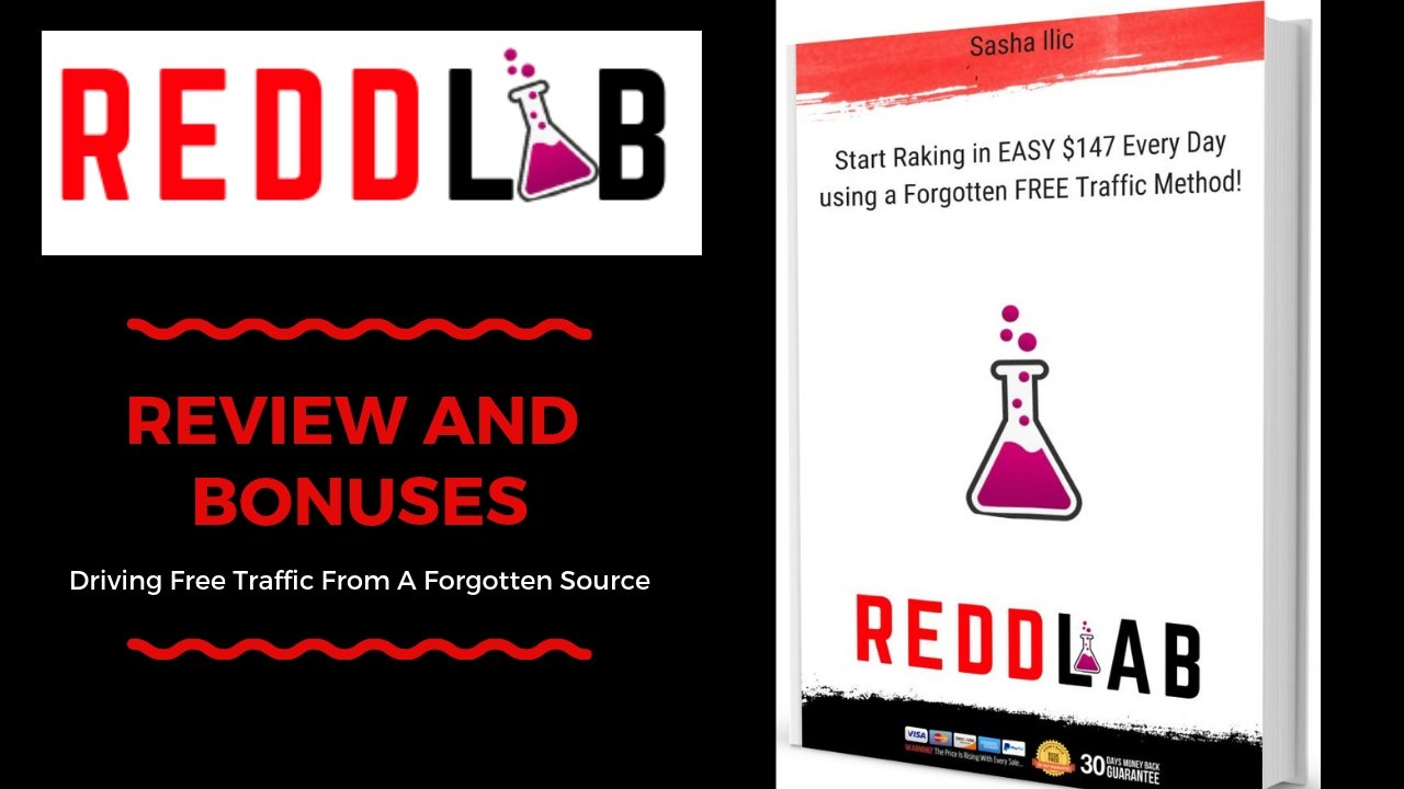 Reddlab Review and Bonuses